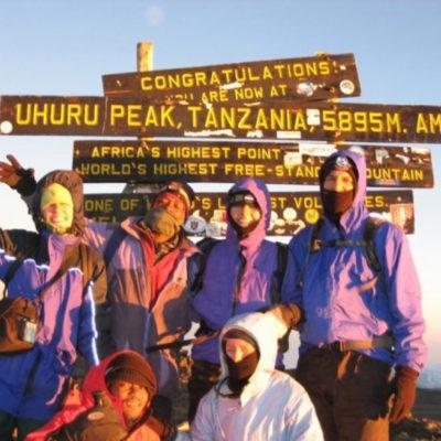 Mt.Kilamanjaro 2005