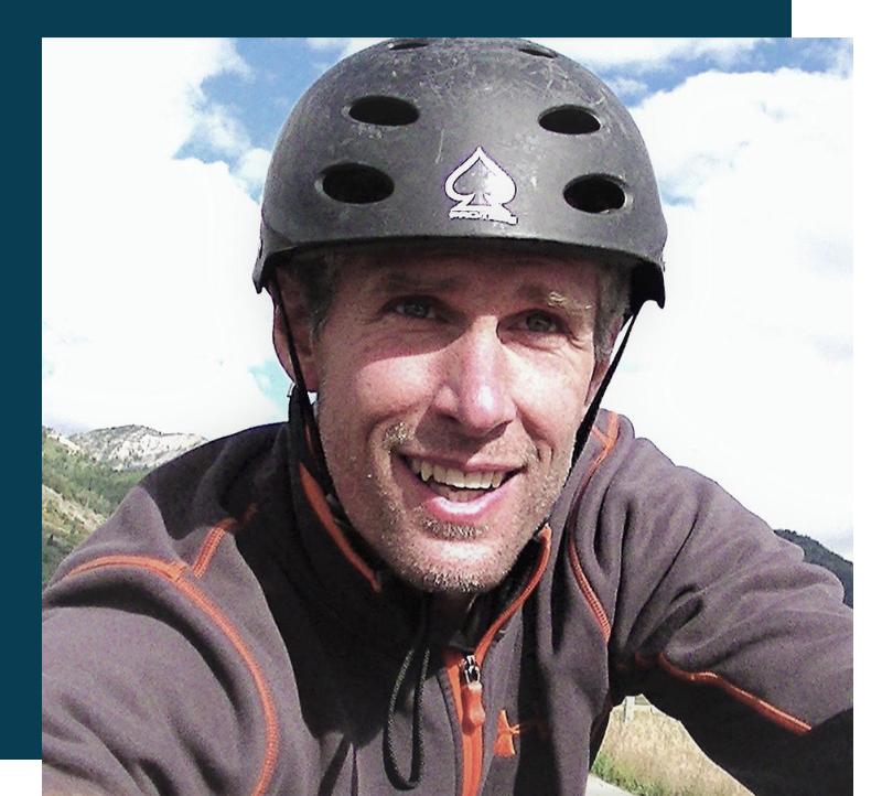 Co-founder, Aaron Ogden