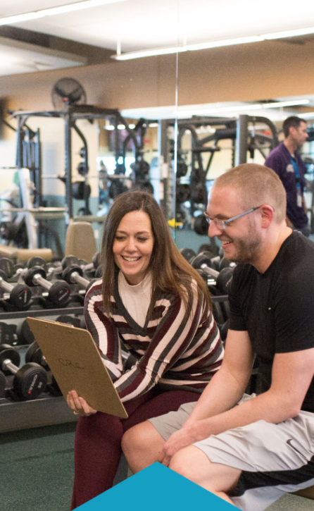 Corporate health and wellness programs help assess health status for individuals of corporations
